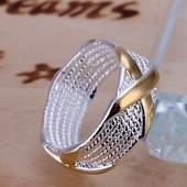 Кольцо Стерлинговое Серебро 925 проба 16, 17, 19 размер на Выбор