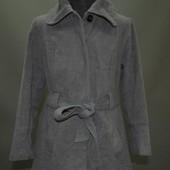 Шикарное пальто Maxi blue от Takko Fashion Германия, р.нем. 46/48