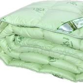 Одеяло теплое зимнее Бамбук . Размер полуторный или двухспальный
