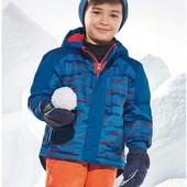 Зимняя термокуртка,ветро-водонепроницаемая,Lupilu р.86-92.