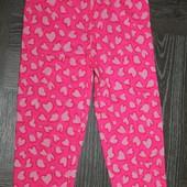 сток primark пижамные штаны 3-4 года