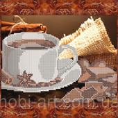 """Схема для вишивки бісером А 4 """"Кава і шоколад"""""""