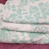 Комплект постельного белья, 100% хлопок, размер 1,5