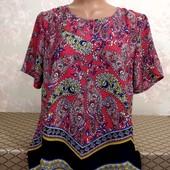 Симпатичная женская блуза Peacocks, размер М