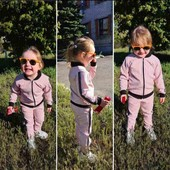 весенний костюм на 4-6лет, 110-116