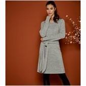Супер мягенькое, теплое платье от Esmara Германия размер указан нем 44/46