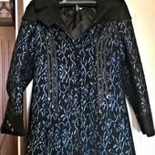 Пальто демисезон 46-48 рр. шикарное ❤️❤️❤️
