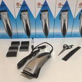 Машинка для стрижки волос с насадками Domotec MS 3305
