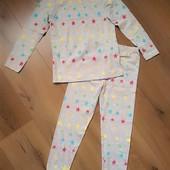 Пижама для мальчика и девочки 2-3 года, 5-6 и 6-7 лет