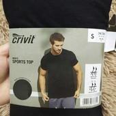 ФФ8.футболка для спорту crivit