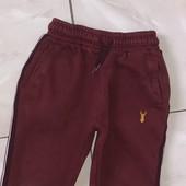 Стоп !❤классные!фирменные теплые спортивные штаны,5-7 лет лет❤ Много лотов!