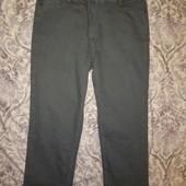 Укороченные джинсы р.18 идеальное состояние