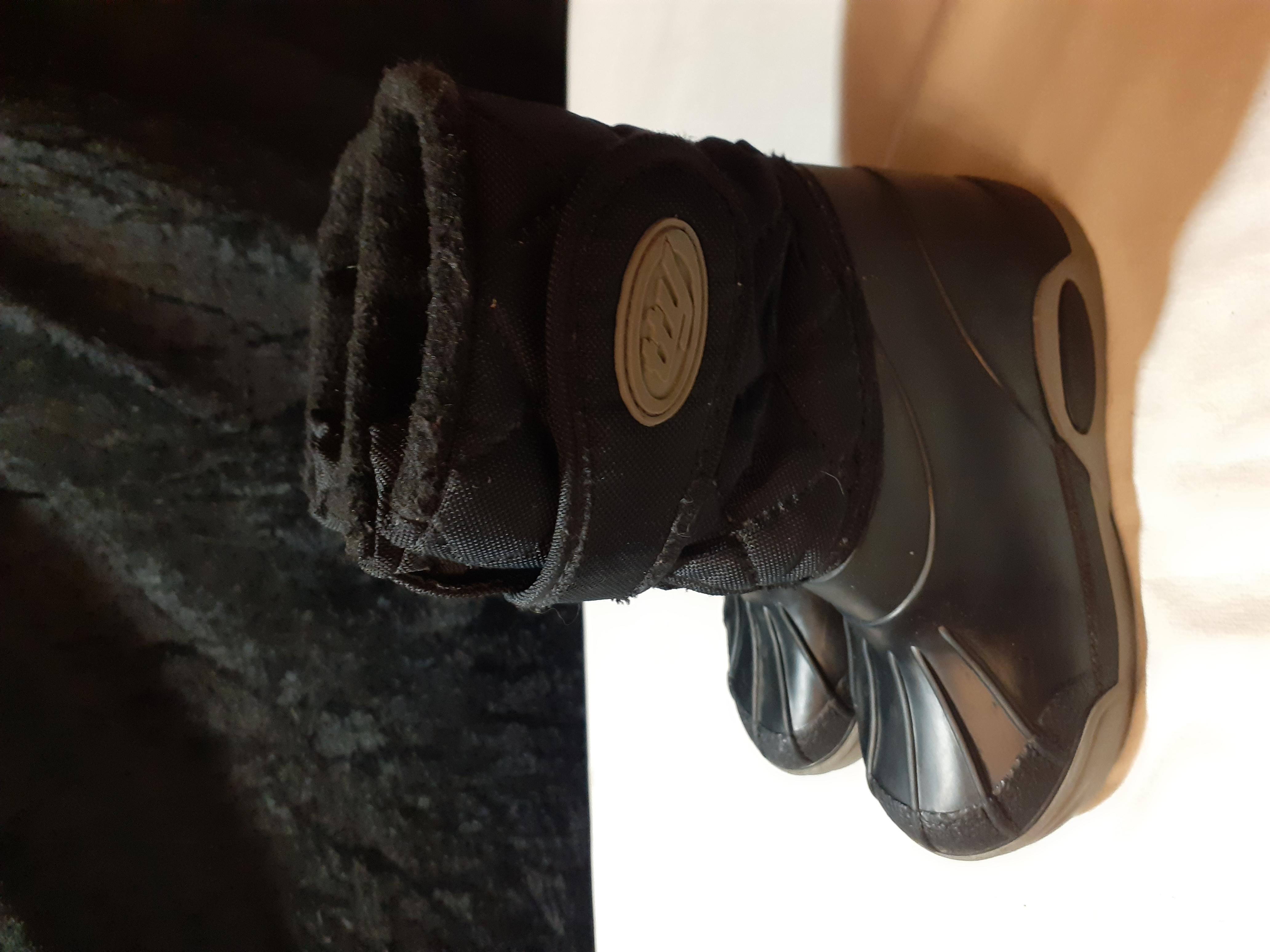 Утепленные сапоги-сноубутсы Tty, ориг. Испания, разм. 28 (17 см внутри). Сост. очень хорошее!