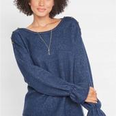 Мягкий, уютный, качественный свитер. Пр-во Камбоджия. р-р: 40/42. новый. описание
