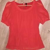 """ефектная блуза """"vero moda""""смотрите фото и описание"""