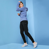 Cпортивные термо брюки для бега на байке от Tchibo(германия) размер S 36/38