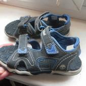 Босоножки-сандали Timberland состояние очень хорошее