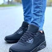 Зимние мужские кроссовки.