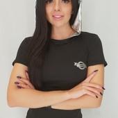 Спортивная футболка с капюшоном - цвет и размер на выбор (смотрите описание)