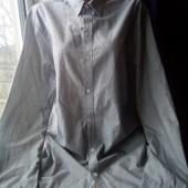 Очень красивая мужская рубашка,состояние отличное,р.14/16(Л,52/54),смотрите замеры