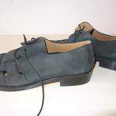 Мужские туфли Louis Norman! Суперцена! Полностью натуральная кожа! В идеале! 44 размер (29 см).