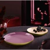 2 шт красивые металлические тарелки для декора Melinera