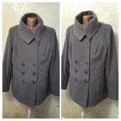 Шикарное мягенькое теплое пальто р.20 Акция читайте