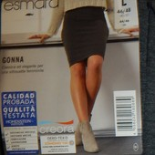 стильная трикотажная юбка карандаш от Esmara.