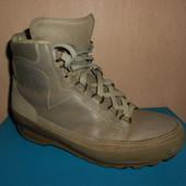 Ботинки, Lowa. 37-38 размер, стелька 24,5 см, натуральная кожа, унисекс, Германия, берцы, качество