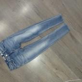 Узкие джинсы ПОБ-43-46см.гарн.стан.