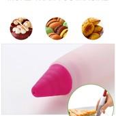 Ручка-шприц для украшения десертов шоколадом