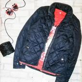 Стильная стеганная термо куртка