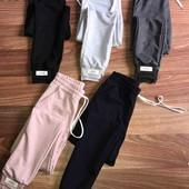 женские спортивные штаны весна
