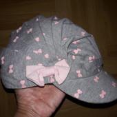 ❤️ Классная кепка на флисе. Размер ориентировочно 50+