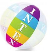 Огромный надувной мяч Intex