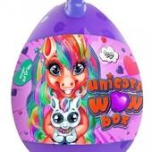 Супер набор креативного творчества Unicorn Surprise Box, с мягкой игрушкой Единорог!