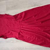 Платье красное р.М