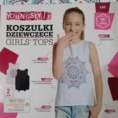 Блиц-цена! Набор футболок на 12 лет рост 146! из Польши! качество премиум! хлопок!