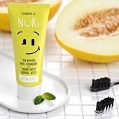 Новинка! Зубная паста Nuki с экстрактом дыни и мяты «Здоровье дёсен» (faberlic)