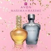 Ароматы Avon Maxima для неё 50мл или для него 75мл, 1 на выбор. Блиц=2шт аромата!