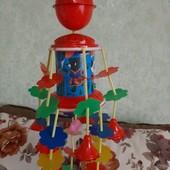 Музична, заводна, підвісна іграшка