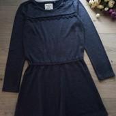 Идеальное теплое платье для школы и не только. От 12 лет. Подойдёт на xxs, xs. Отл. Состояние