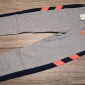 Сool club! Спортивные джогеры на микрофлисе, размер 140 см, на мальчика!