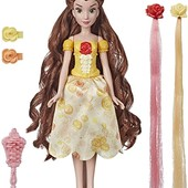Лялька Белль з аксесуарами для волосся Disney princess hairstyle creations Belle. Оригінал Хасбро