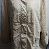 Куртка с капюшоном, деми, Пог 64, сост. без следов носки