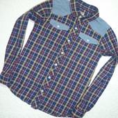 Как новая рубашка street blues на 11-12 лет