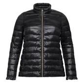 Esmara Германия 56|58-eur стеганая куртка, рукав с рюшами