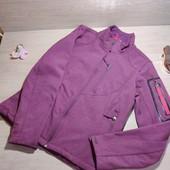 Германия!!! Женская демисезонная куртка! Софтшел + флис! 40/42 евро!