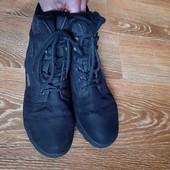 Шикарне, якісне, тепле взуття на шнурівку, не пропустіть ⚡