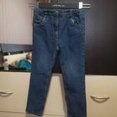 Утепленные, термо джинсы cool&young 110/116